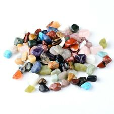 20PCS Mixed Tumbled Stones Natural Quartz Crystal Bulk Gemstones Healing Reiki