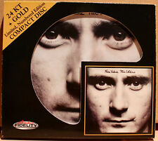 AUDIO FIDELITY GOLD CD AFZ-084: PHIL COLLINS - Face Value - 2010 USA NM