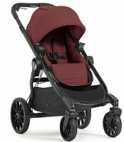 Baby Jogger City Select Lux Compact Fold All Terrain Stroller Port NEW