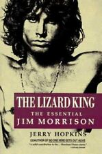 Jim Morrison The Lizard King large paperback book from 1995 The Doors