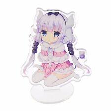 Miss Kobayashi's Dragon Maid Kanna Stand Plates Kamui Acrylic Figure Desk Decor