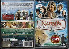 LE CRONACHE DI NARNIA - IL PRINCIPE CASPIAN (2008) dvd nuovo sigillato