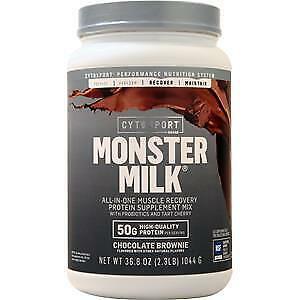 Cytosport Monster Milk Chocolate Brownie 2.3 lbs