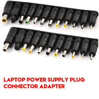 23pcs Universal DC Power Supply Adapter Plug Charger Tips For PC Notebook Laptop