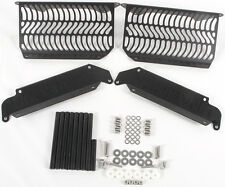 UNABIKER RADIATOR GUARD (BLACK) Fits: Yamaha YZ250F