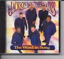 Word in Song by Jackson Southernaires (CD, Jun-1995, Malaco)