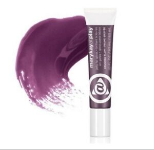 Mary Kay At Play Jelly Lip Gloss Shade Crushed Plum~ New 062088 .32 Fl Oz