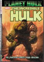 Planet Hulk by Pak, Pagulayan, Lopresti + 2007 HC Marvel 1st Edition 1st Print