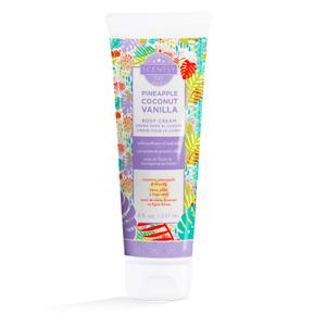 Scentsy Body Pineapple Coconut Body Cream NEW 8 fl oz