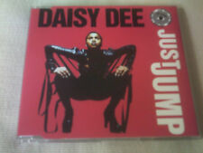 DAISY DEE - JUST JUMP - 4 MIX DANCE CD SINGLE