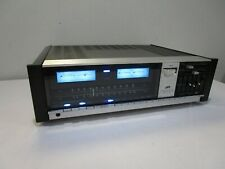 Vintage Jvc Jr-S600 Mark Ii Stereo Receiver w/ Led Upgraded Lamps -> Cool!