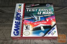 Test Drive Le Mans (Game Boy Color, GBC 2000) FACTORY SEALED! - EX!