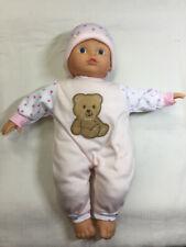 Mama Mia Puppe/Babypuppe/Spielzeugpuppe von Mamatoy --- NEU + OVP!