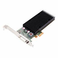 PNY nvidia Nvs 300 Pcie x1 Graphic Card PC Workstation Server 099JVJ VCNVS300X1