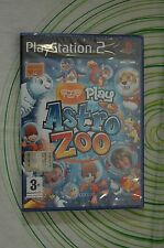 EYE TOY ASTRO ZOO ps2 pal NUOVO