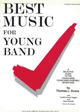 Musicyarnandmore ebay stores best music for young band by thomas l dvorak manhattan beach music 1986 malvernweather Gallery