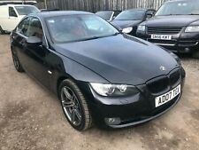 2007 BMW 330I SE COUPE 3.0 AUTO NON RUNNER / SPARES OR REPAIR