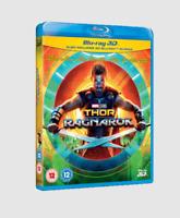 Thor Ragnarok 3D (Includes 2D Version) + Blu-ray [Region free]