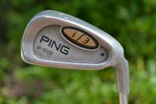 PING I3 O-Size 6 iron BLACK DOT JZ A SR. STEEL SHAFT GREEN BLUE WHITE RED i 3