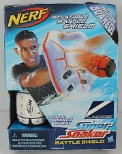 Nerf 2012 Super Soaker Battle Shield NEW NIB