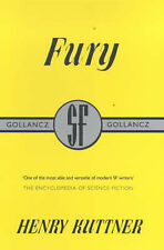 Henry Kuttner FURY Gollancz yellow jacket collectors edition