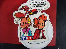 pins pin media tf1 bd spirou 1994 fonctionne