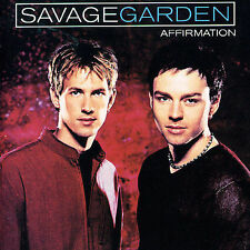 1 CENT CD Affirmation - Savage Garden