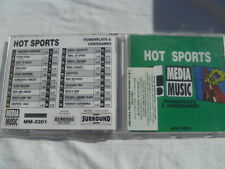 MEDIA MUSIC HOT SPORTS RARE LIBRARY SOUNDS MUSIC CD