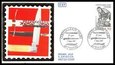 France (Coutellerie d'art) 1987 Thiers 63 -  FDC