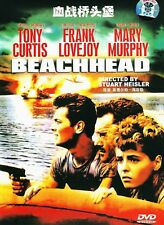 "New DVD  "" Beachhead ""  Tony Curtis, Frank Lovejoy and Mary Murphy"