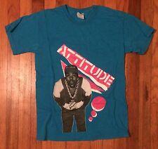 Attitude T-shirt Small Have Heart Go It Alone Sinking Ships Betrayed Judge