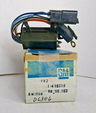 NOS 1975-1977 OLDSMOBILE CUTASS WINDSHIELD WIPER SWITCH 419319