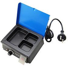 Dental 3 Pots JT-15 Wax Heater Pot Lab Equipment Waxing Instrument UK STOCK