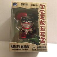 DC Comics Harley Quinn Teekeez Figure