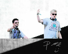 GFA Electro House Musician * DJ FLUX PAVILION * Signed 8x10 Photo AD3 PROOF COA