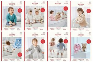 Sirdar Snuggly Bunny Patterns 2521, 5303-5310  OUR PRICE £2.90