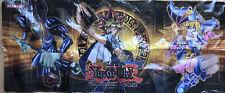 More details for yugioh! gold series 4 playmat ots yugi - dark magician girl (new & sealed)