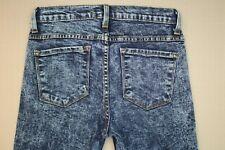 Flying Monkey Skinny Jeans Women's Junior's Size 3 Acid Washed Denim