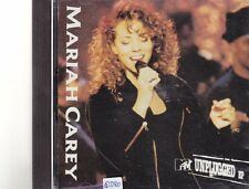 Mariah Carey + CD + Mtv unplugged + superbe album + 7 forte Live Acoustic chansons