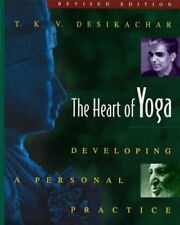 The Heart of Yoga Developing Personal Practice 9780892817641 (Paperback, 1999)
