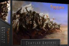 TEMPLAR KNIGHTS CAVALRY - DEUS VULT - FIREFORGE GAMES - 28MM