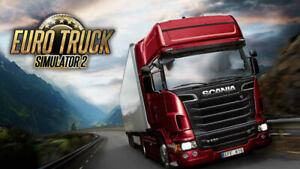 EURO TRUCK SIMULATOR 2 GOLD Steam