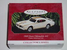 1997 Hallmark Diecast 1969 Hurst Oldsmobile 442 Ornament!