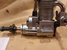 SAITO FA82 4 CYCLE GLOW ENGINE GOOD RUNNING CONDITION TOOLS  RCS OR OEM MUFFLER