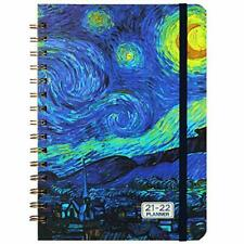 202122 Planner July 2021 June 2022 Monthly Weekly Planner With Tabs 64x 85