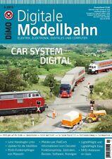 MIBA Eisenbahn Journal Digitale Modellbahn 21 Car System Digital 4-2015