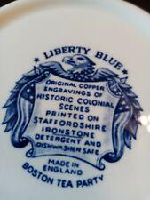 Liberty Blue Bowl