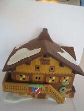 Department 56 Alpine Village Kamm Haus 1995 Guc