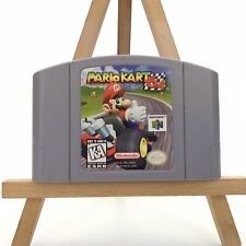 Mario Kart 64 (Nintendo 64, N64) Game Cartridge Only Authentic Tested Working
