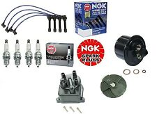 Tune Up Kit Gas Filter ,Cap,Rotor,NGK Wires & Plugs Civic CX DX LX D15B7;D15B8
